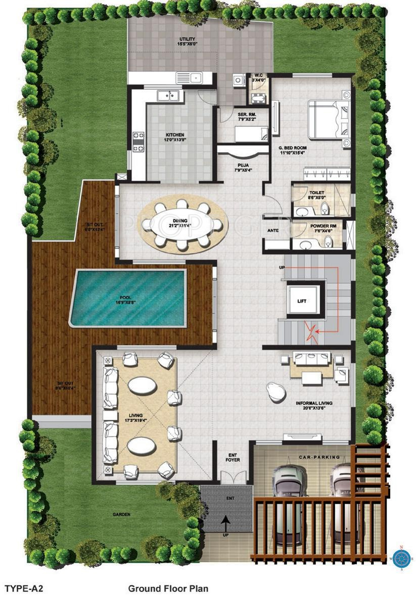 Soul soul atlantis in wagholi pune price location map for Atlantis homes floor plans