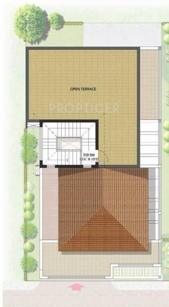 Prestige Glenwood (3BHK+4T (2,940 sq ft)   Servant Room 2940 sq ft)