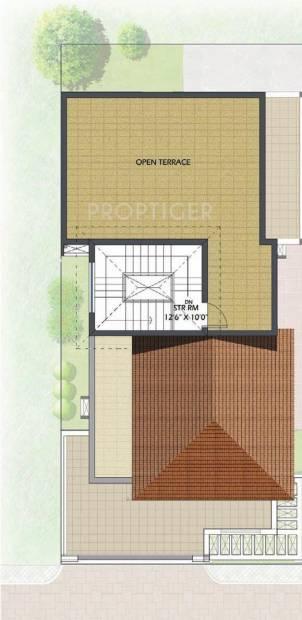 Prestige Glenwood (3BHK+3T (3,339 sq ft) + Servant Room 3339 sq ft)