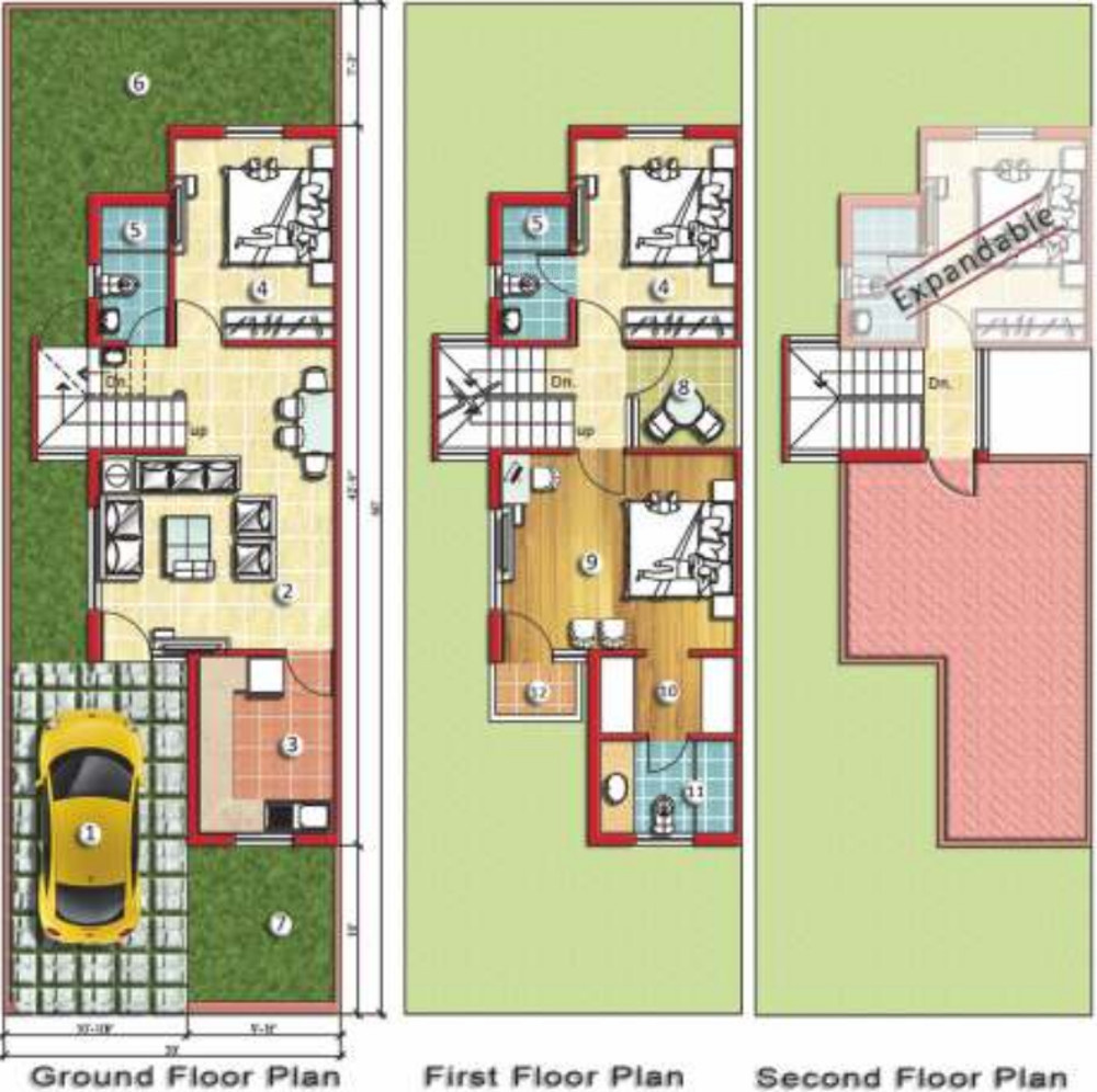 100 30 Grand Trunk Floor Plans Living And Working