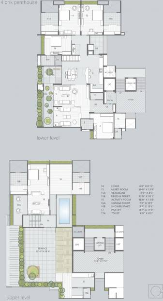 6000 sq ft 4 bhk floor plan image goyal and co hariyana for 6000 square feet