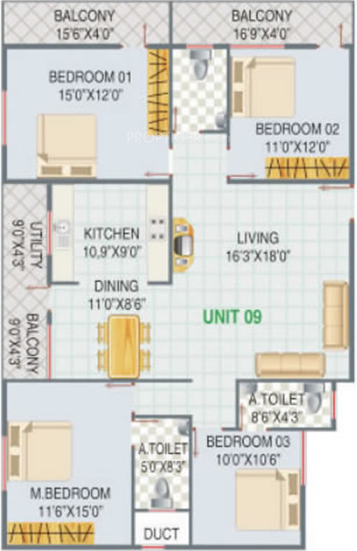 Gs Floor Designers : Gs ajantha vihar in yelahanka bangalore price location