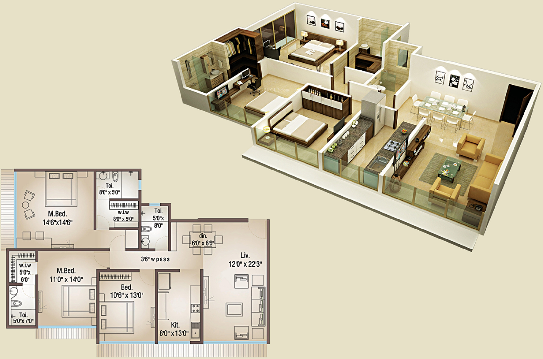 Indian home design for 1800 sq ft home design 2017 for Unique floor plans