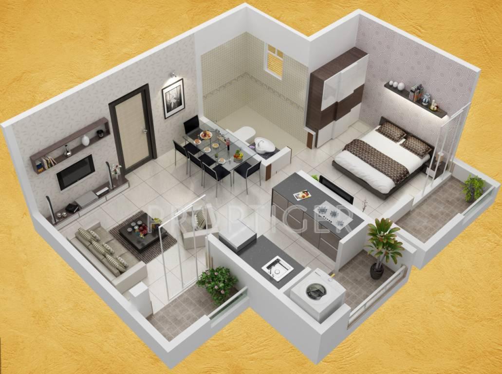 750 sq ft 2 bhk 2t apartment for sale in saarrthi group swadesh jambhul pune. Black Bedroom Furniture Sets. Home Design Ideas