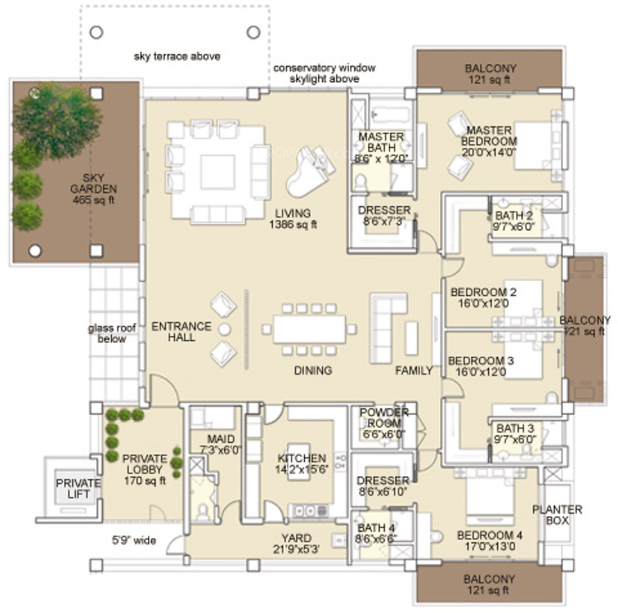 G Corp Sky Gardens In Richmond Town Bangalore Price Location Map Floor Plan Reviews Proptiger Com
