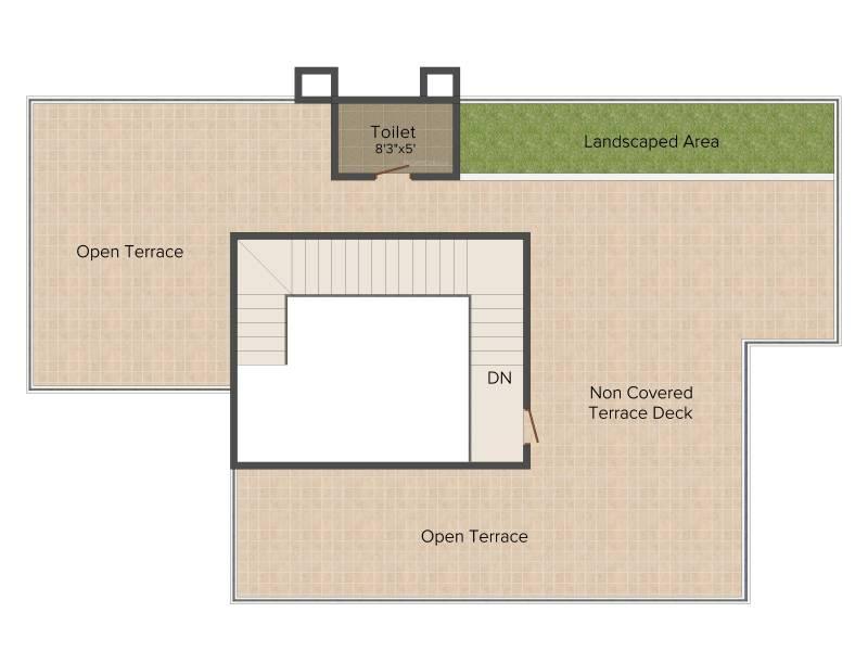 Prestige Silver Springs (4BHK+6T (6,108 sq ft) + Study Room 6108 sq ft)