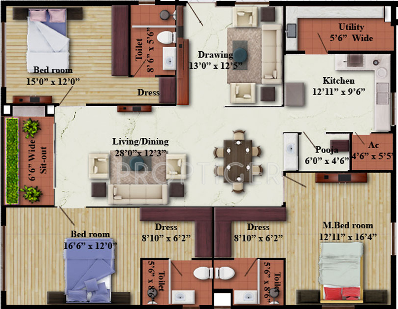 my home abhra floor plan 3bhk 3t 2310 sq ft 468697?width=1336&height=768 my abhra by my home in madhapur, hyderabad price, location map,Floor Plans For My Home