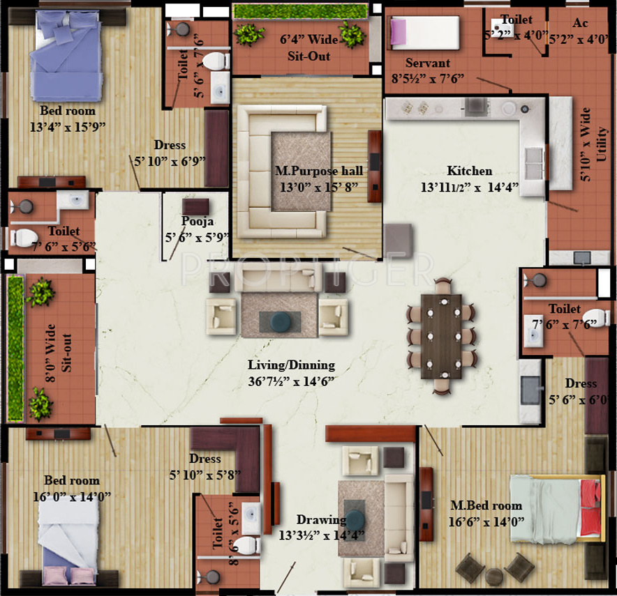 my home abhra floor plan 3bhk 3t 3455 sq ft 468698?width=1336&height=768 my abhra by my home in madhapur, hyderabad price, location map,Floor Plans For My Home