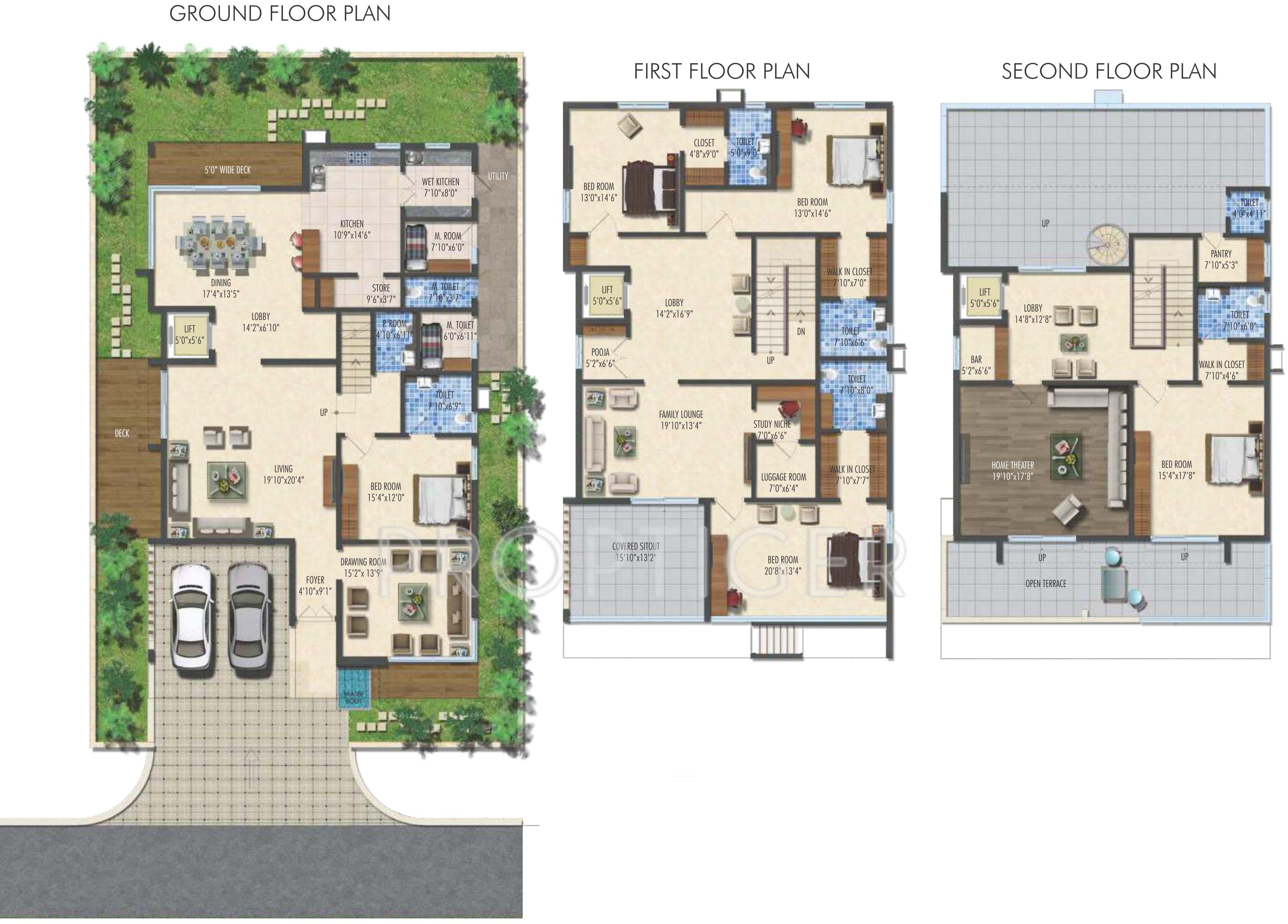 6200 sq ft 5 bhk 7t villa for sale in sri sreenivasa 17 best images about floor plans on pinterest house