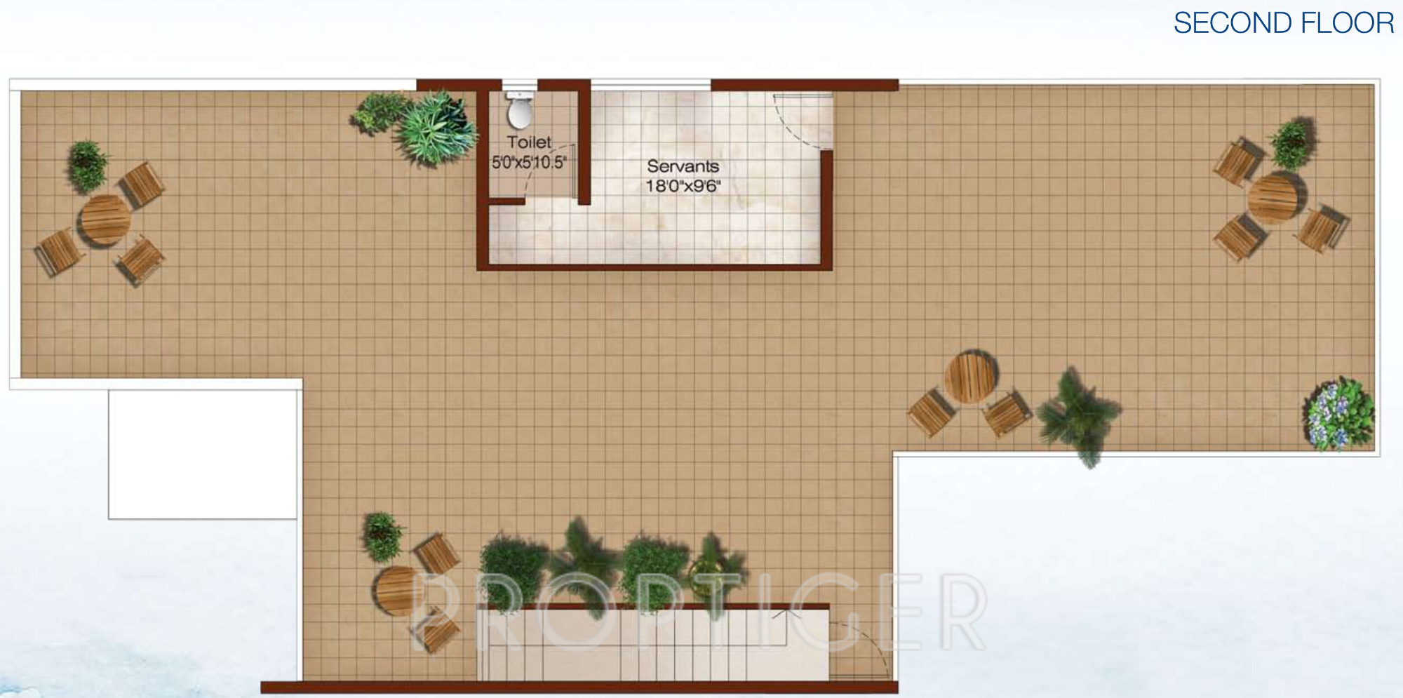 4000 Sq Ft 4 Bhk 5t Villa For Sale In Casagrand Builder