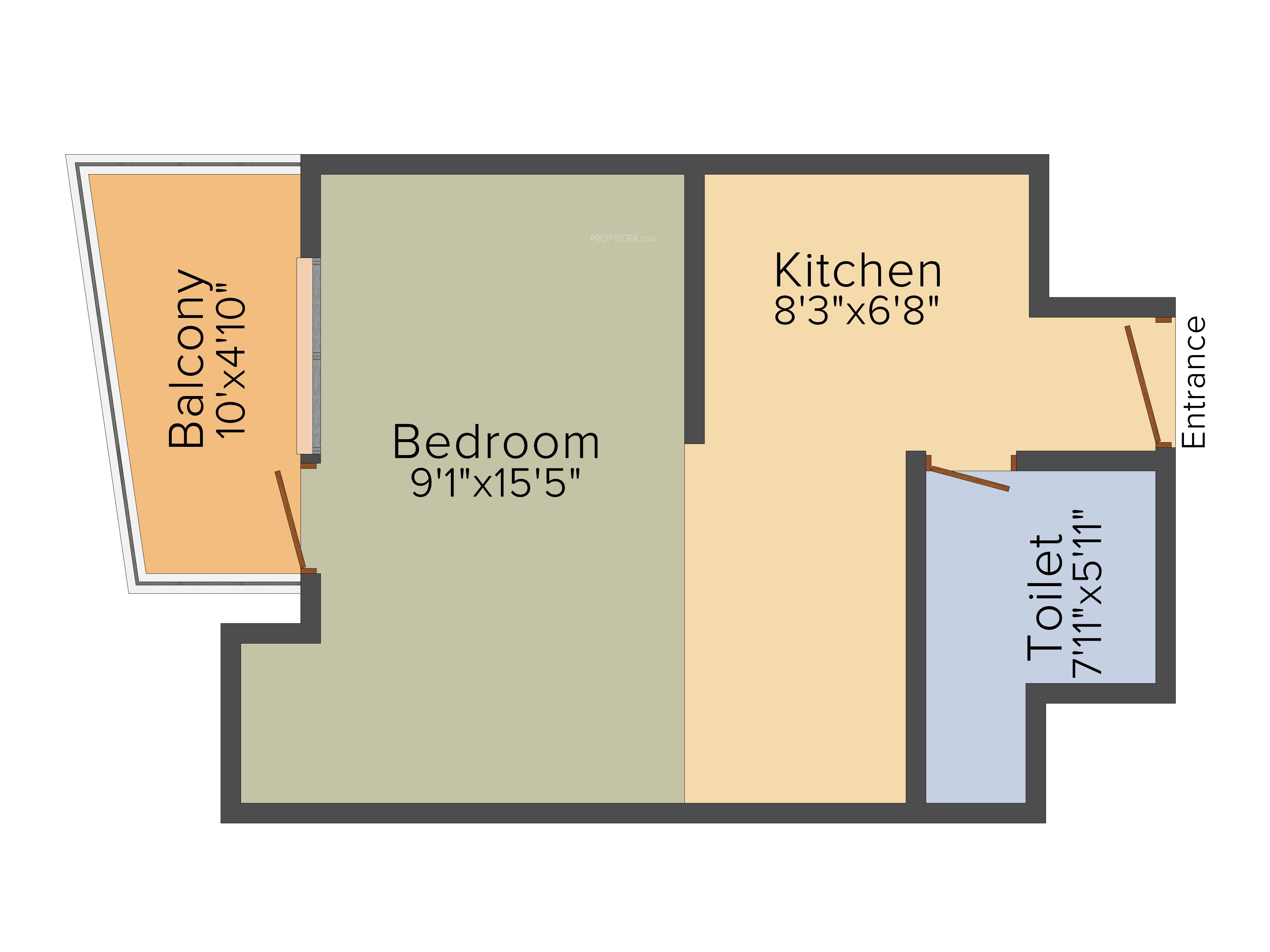 The Breakers Floor Plan Stellar Mi Citihomes In Omicron Greater Noida Price