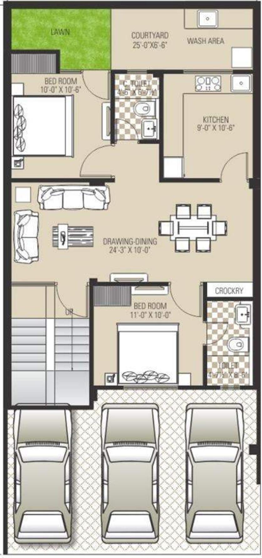 Anukriti the empyrean apartments in bhankrota jaipur for 12th floor apartments