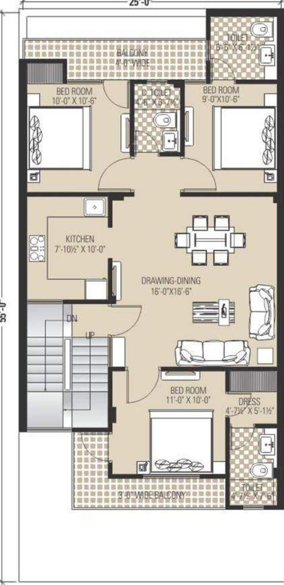 Anukriti the empyrean apartments in bhankrota jaipur for 12th floor apartments odessa