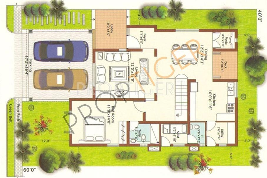 2065 sq ft 3 bhk 3t villa for sale in prasiddhi cloud 9 for Cloud 9 villas bommasandra