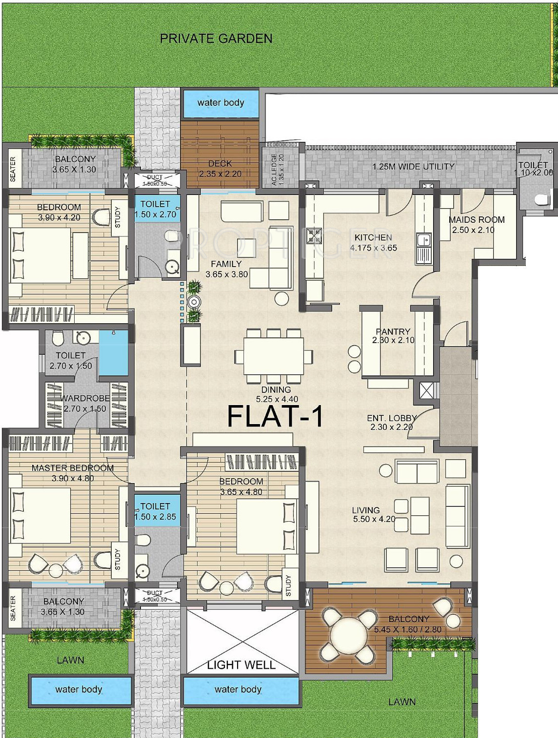3000 sq ft 3 bhk 3t apartment for sale in value for 3000 sq ft apartment floor plan