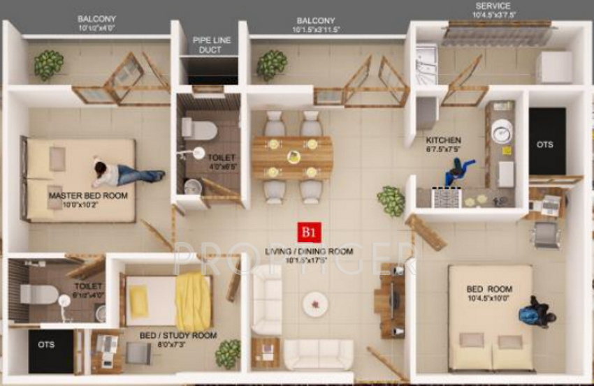 950 sq ft 2 bhk floor plan 2bhk 2t 950 sq ft image for 950 sq ft house plans