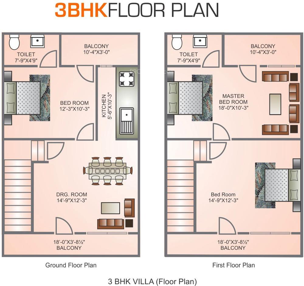 Mehak residency villa in achheja greater noida price for X2 residency floor plan