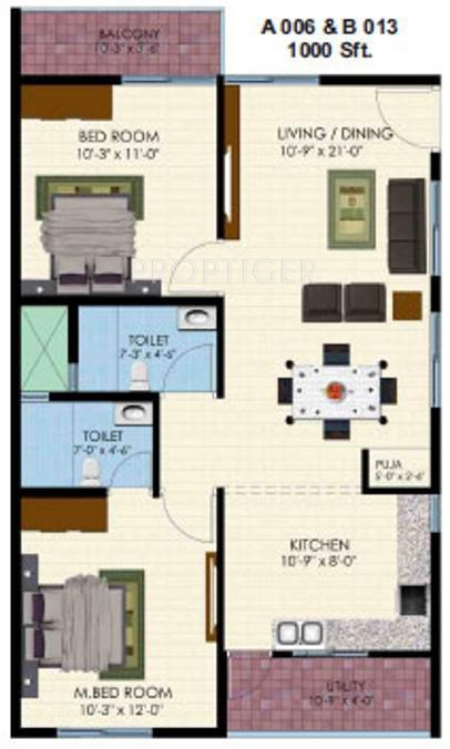 Vistar classic in begur bangalore price location map for 1000 sq ft 2bhk house plans