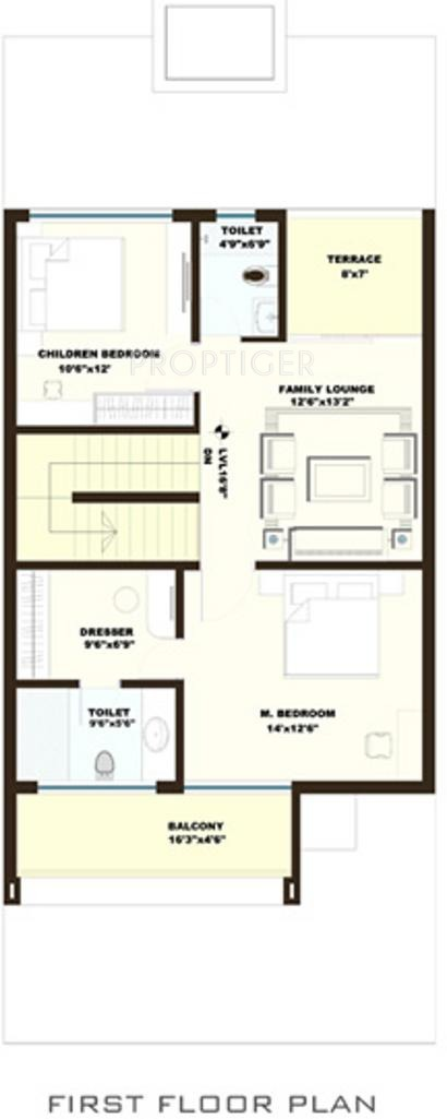 Brownstone row house floor plans for Raw house plan design