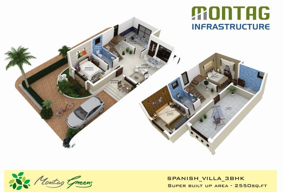 montag greens villas in karjat mumbai price location