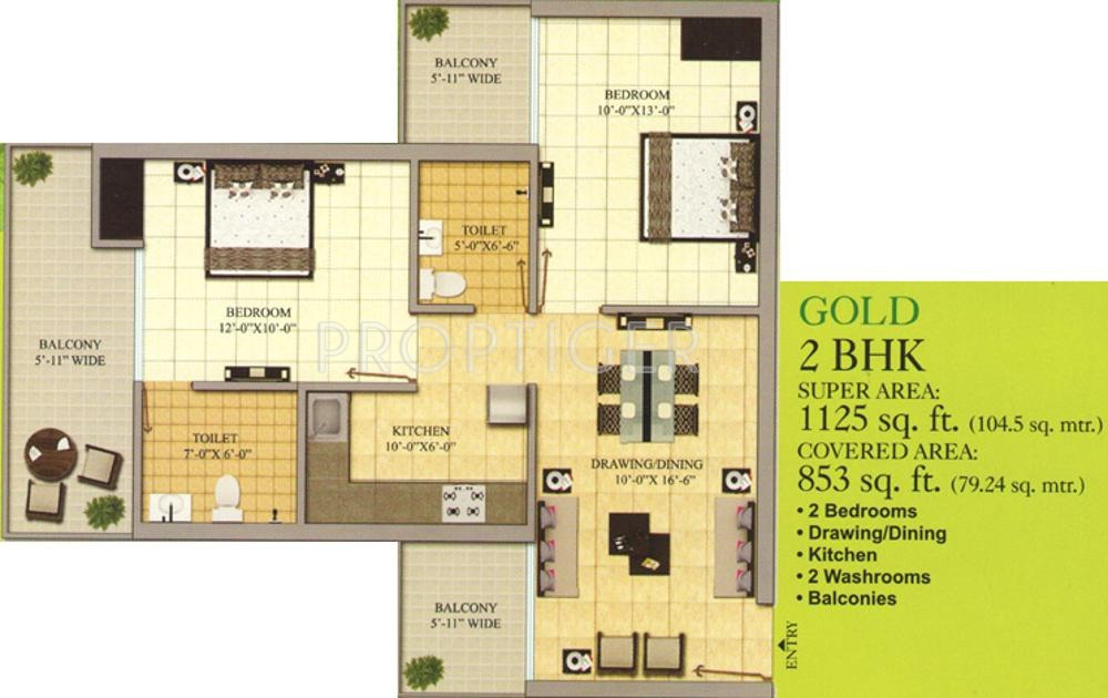 Skardi greens in lal kuan ghaziabad price location map for 1125 sq ft floor plan