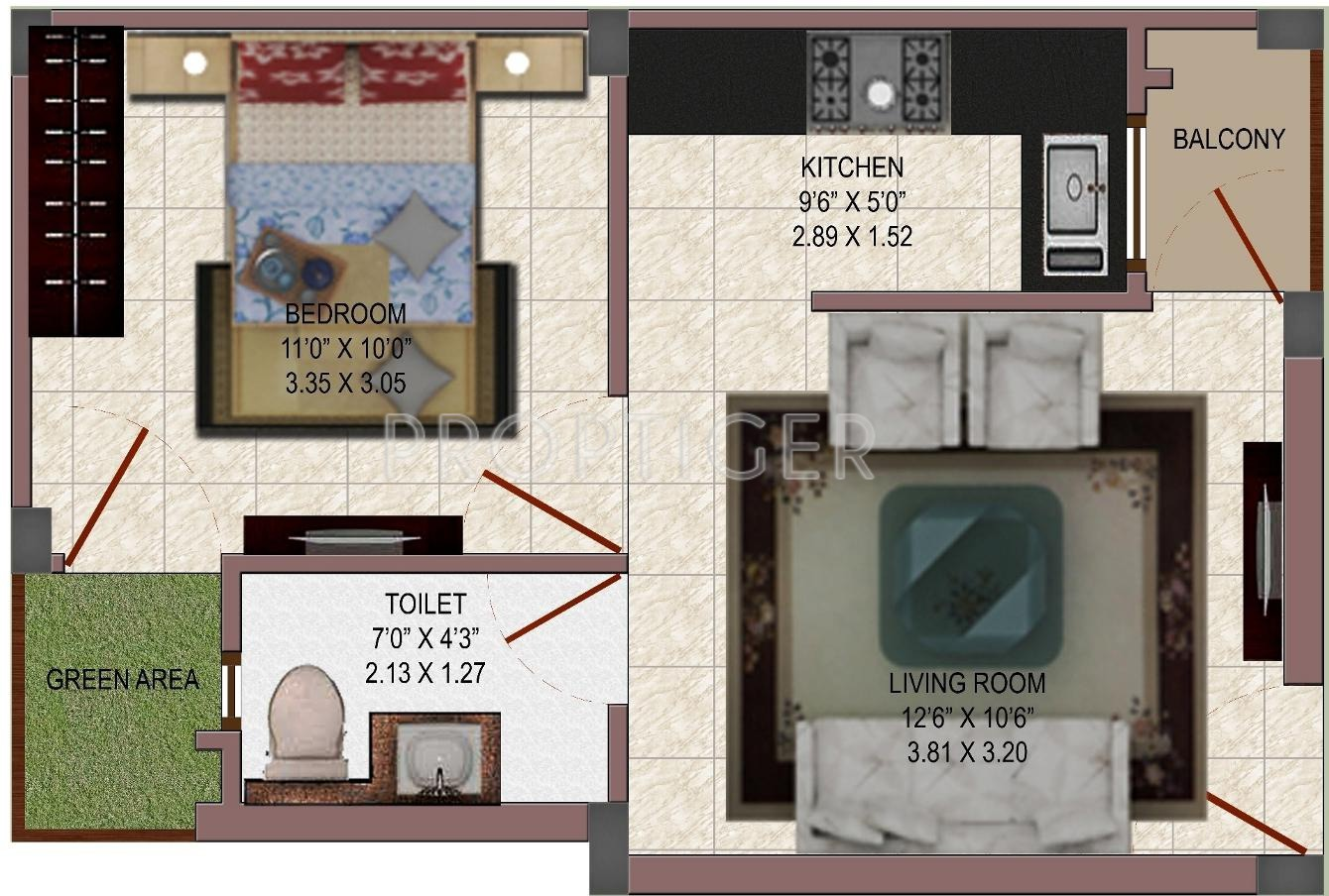 Home Design 550 Sq Ft Part - 43: 100 Home Design 550 Sq Ft 1500 Square Foot House Plan