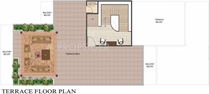 Mahagun Mahagun Mirabella Villa (5BHK+5T (6,400 sq ft) + Servant Room 6400 sq ft)