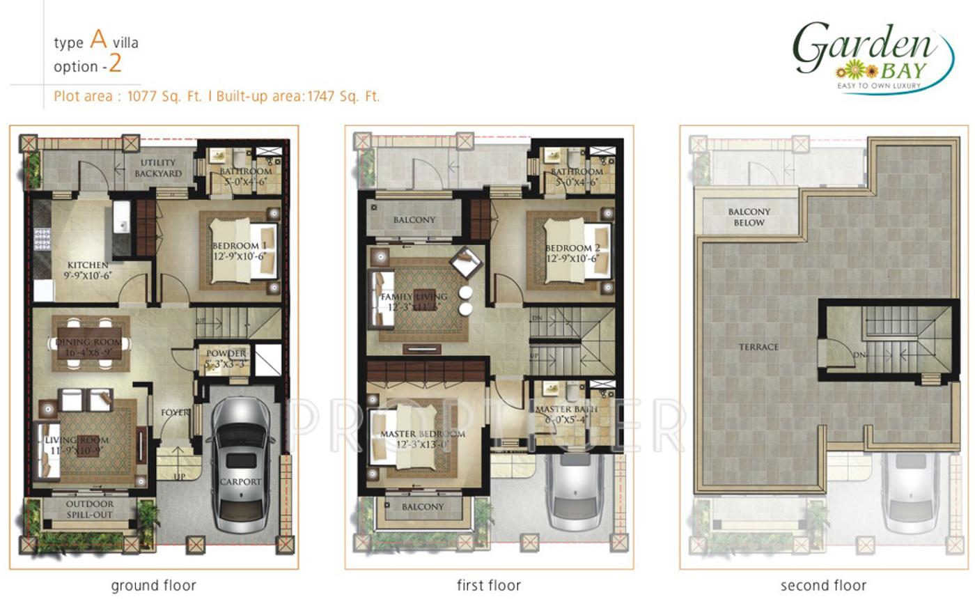 Shalimar Garden Bay Villa In Mubarakpur Lucknow Price Location Map Floor  Plan Reviews Proptigercom