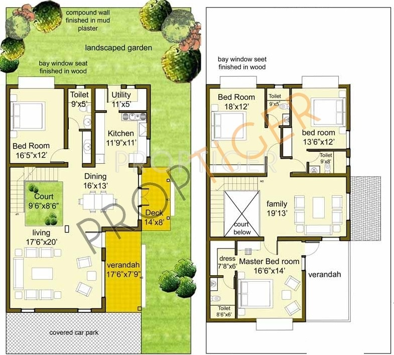 3000 sq ft 4 bhk 4t villa for sale in good earth orchard for 4 bhk villas in bangalore