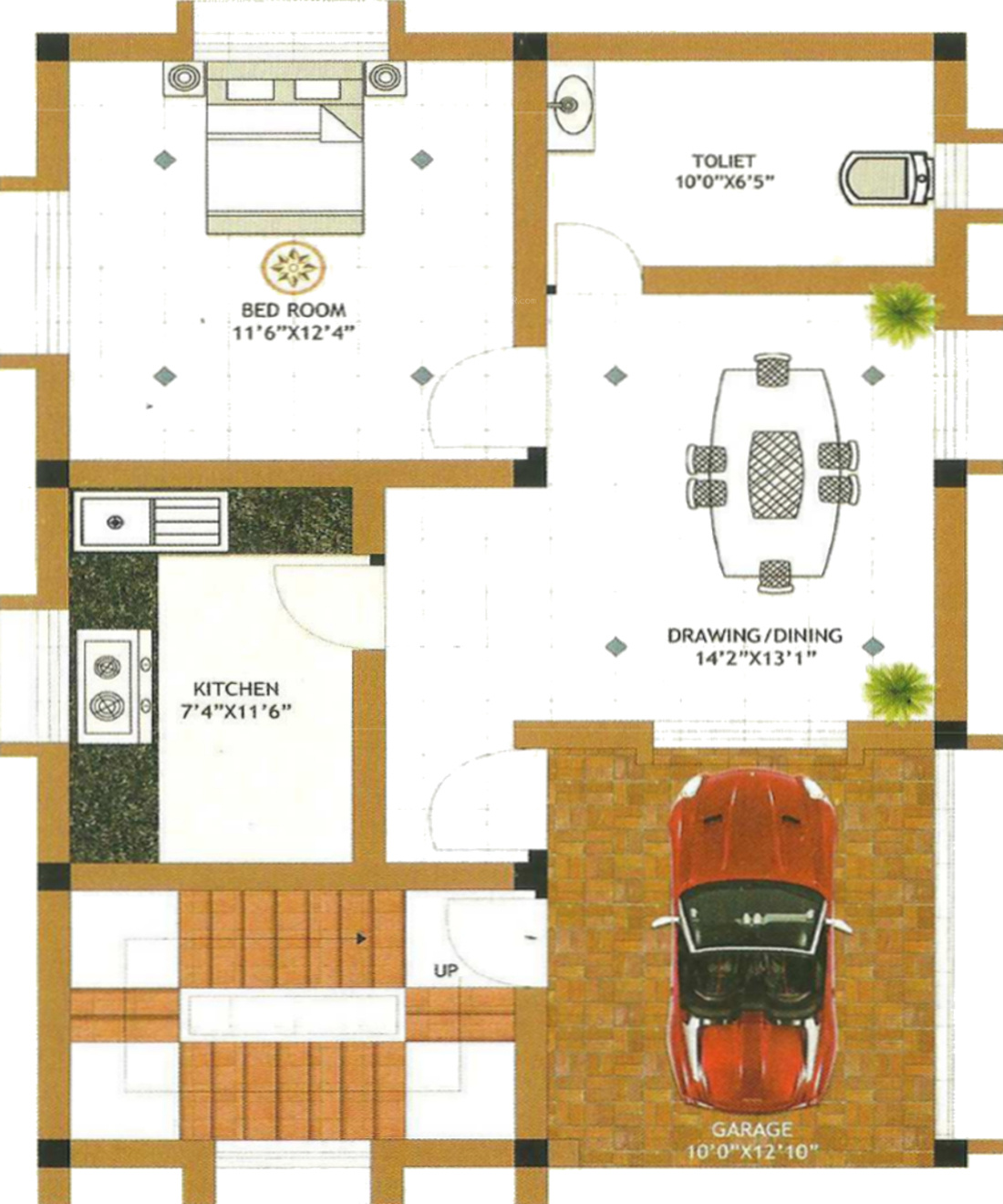 Satya multiplex pvt ltd raghunath enclave in rasulgarh for Multiplex floor plans