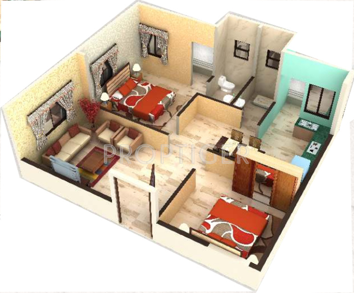 1000 sq ft 2 bhk 3t apartment for sale in shree laxmi for 1000 sq ft 2bhk house plans