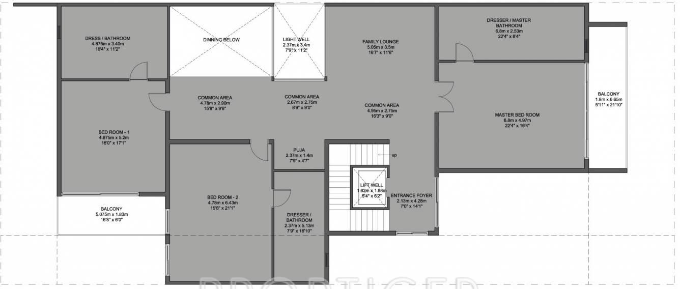 10000 sq ft 5 bhk 4t villa for sale in wave belleville for 10000 sq ft floor plans