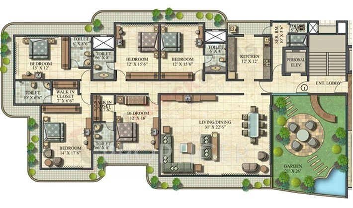 4500 sq ft one story house plans for 4500 sq ft house plans