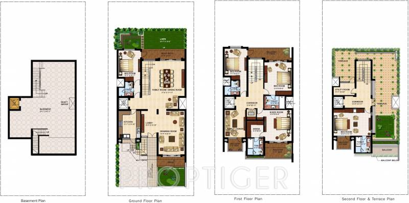 Anant Manor Villas (5BHK+5T (4,972 sq ft) 4972 sq ft)