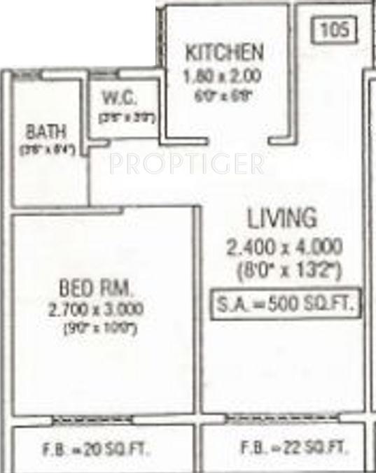 raj chamunda sagar apartment in belapur mumbai price