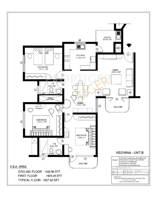 Acs Meghana And Shalini Towers In Padmanabha Nagar Bangalore Price Location Map Floor Plan Reviews Proptiger Com