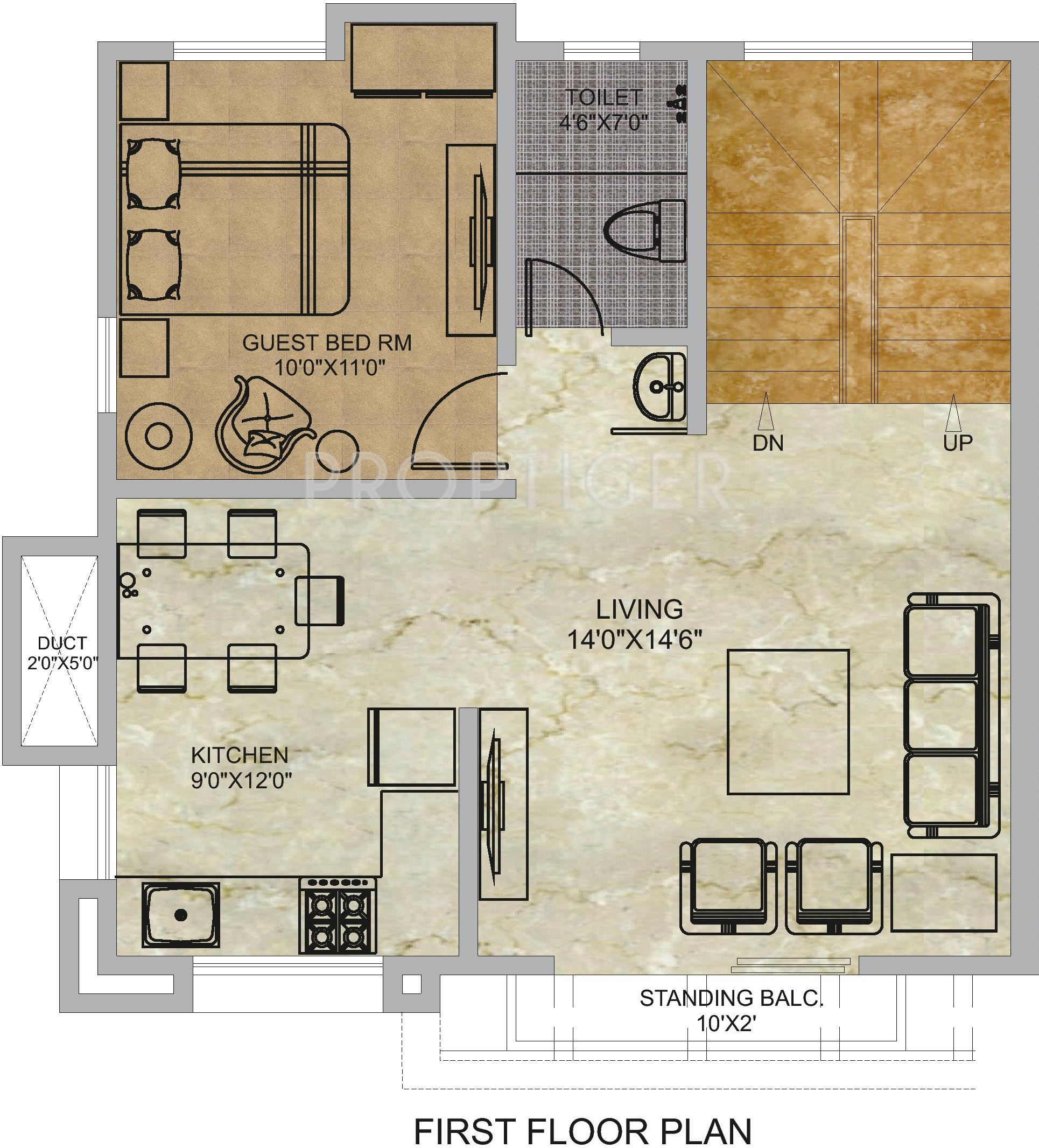 2600 sq ft 3 bhk 5t villa for sale in taksheel dream scap for 2600 sq ft house plans