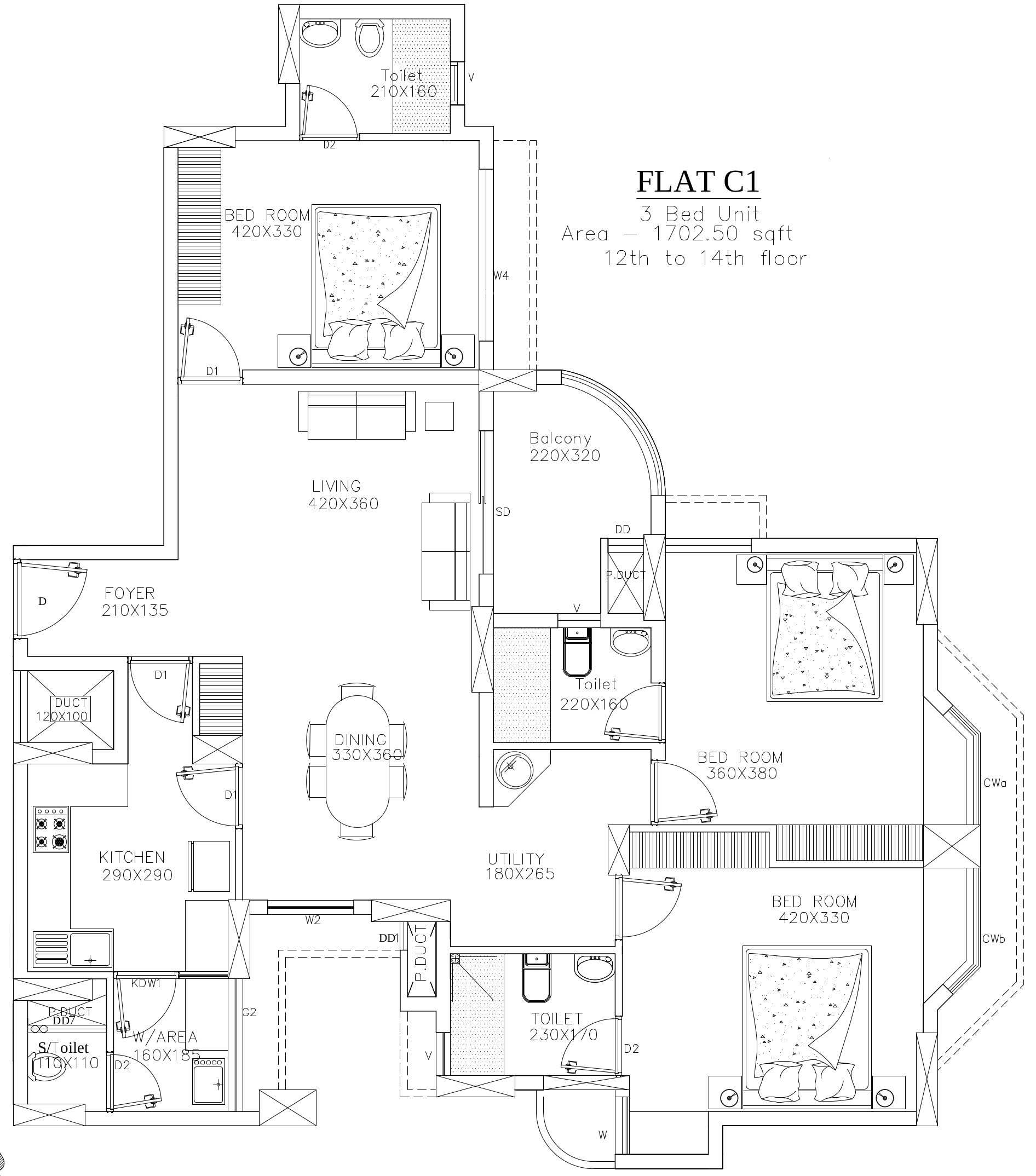Mather hacienda in aluva kochi price location map for Hacienda floor plans