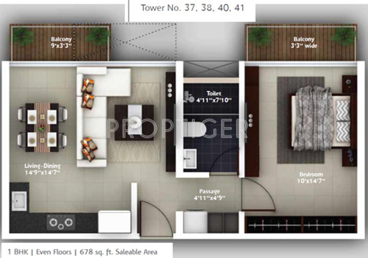 Amanora Adreno Towers By Amanora Group In Hadapsar Pune Price