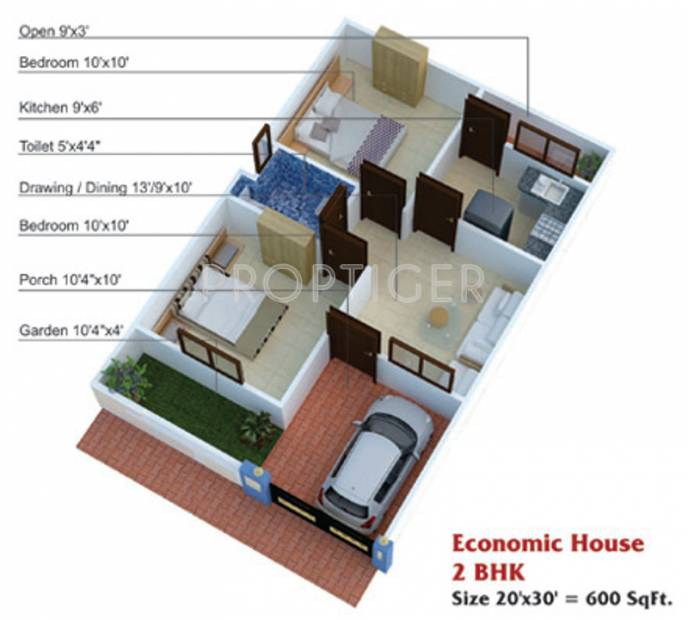 600 sq ft 2 bhk floor plan image shantinath builders and for 1000 sq ft house plans first floor