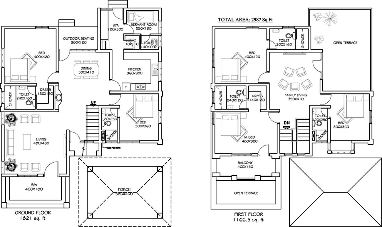 Ordinary Royal Castle Floor Plan #5: Zealots Property Management Royal Castle Floor Plan (5BHK+6T (2,987 Sq Ft)