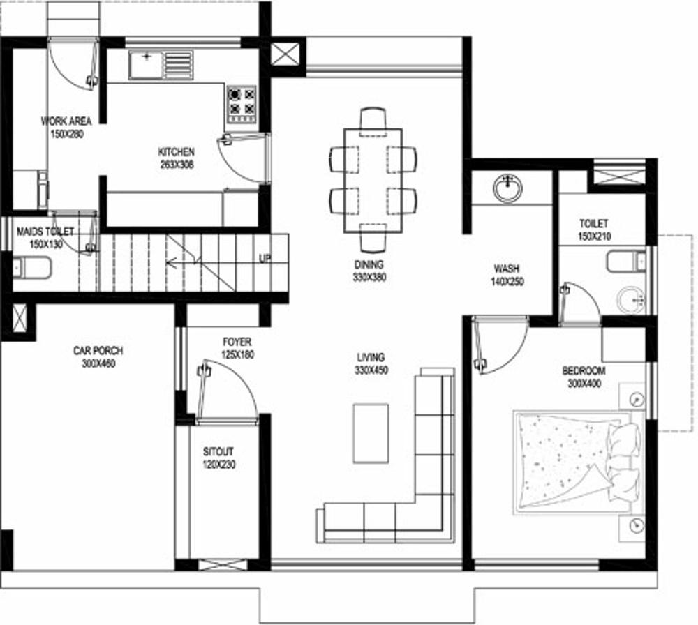 Asten Veneziano in Varapuzha, Kochi - Price, Location Map, Floor ...