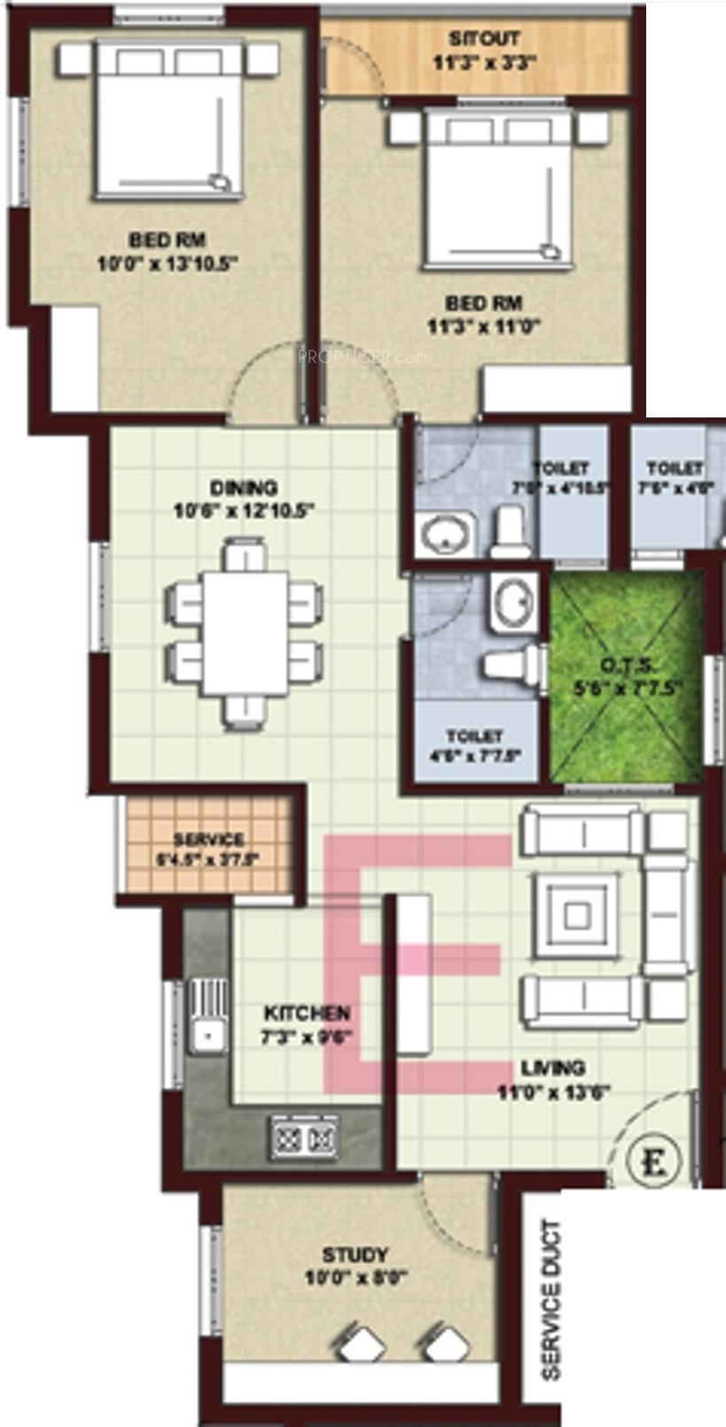 Kgeyes veda ranghaa nivas in kodambakkam chennai price for X2 residency floor plan