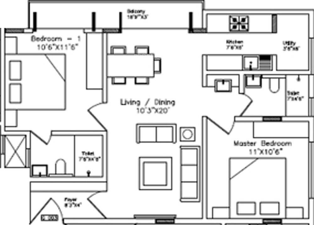 Rotson casa in kusugal hubli dharwad price location for Casa floor