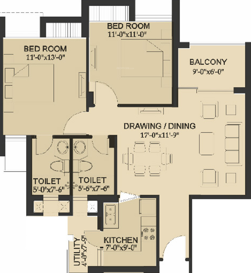 Hero holiday homes in haridwar haridwar price location for Holiday home builders floor plans