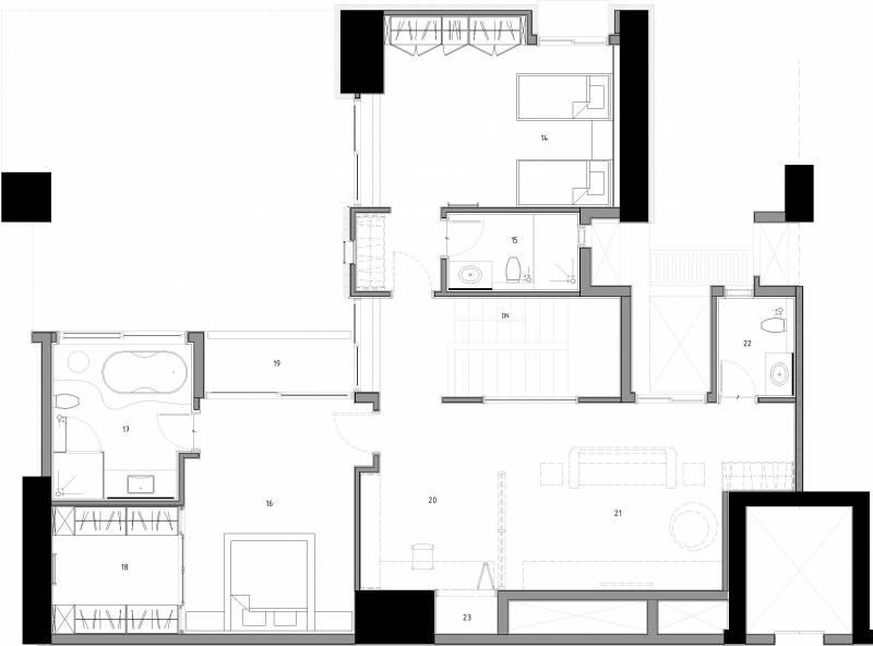 Total Environment The Magic Faraway Tree (3BHK+4T (4,698 sq ft) + Servant Room 4698 sq ft)