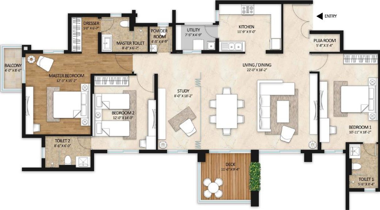 Floor Plan For The House In Life As We Know It