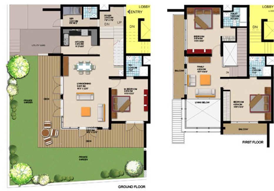 2897 Sq Ft 3 Bhk 3t Apartment For Sale In Nitesh Camp