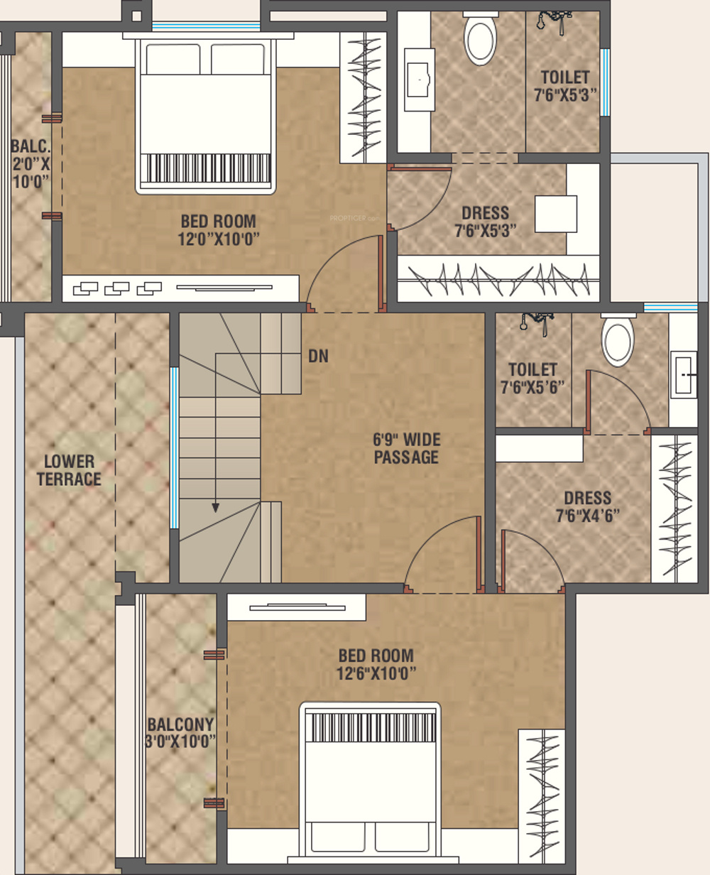 Macy S Herald Square Floor Plan: Ananta Safal In Waghodia, Vadodara