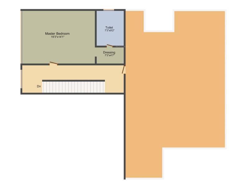 Arvind Beyond Five Villas (4BHK+4T (5,022 sq ft) 5022 sq ft)